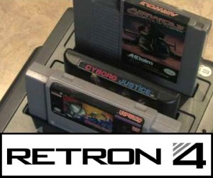 Hyperkin RetroN 4 to Play Original NES, SNES, Genesis, and GBA Carts via HDMI