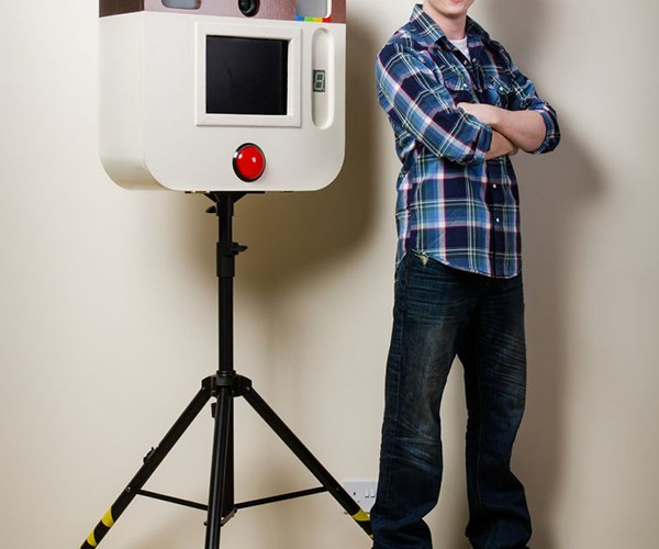 DIY Instagram Photo Booth: Say Filter!