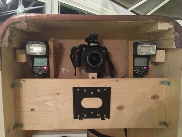 instagram photo booth by alexander morris 8 technabob. Black Bedroom Furniture Sets. Home Design Ideas