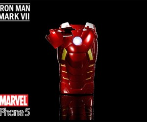Iron Man iPhone Case Has an Arc Reactor, Still Won't Power Your Smartphone