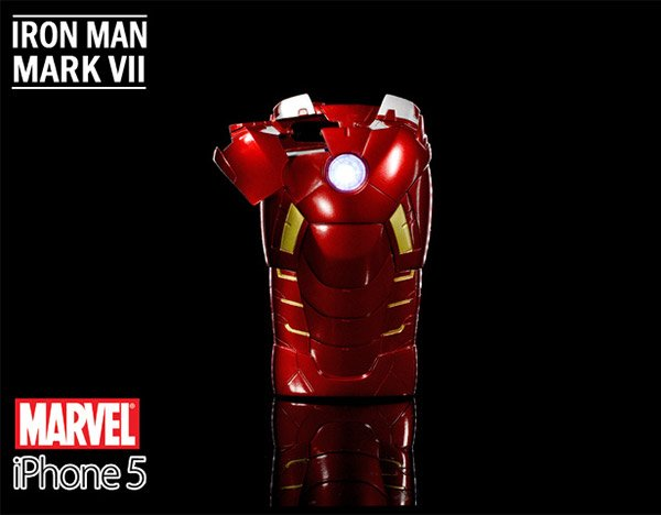 iron man iphone case 1