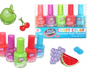 Jolly Rancher-Scented Polish Makes Nails Hard to Resist