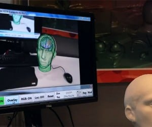 Kinect Hacked with Brain Scans for Neurosurgeon Augmented Reality