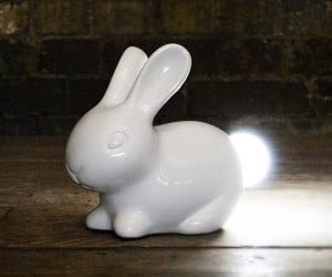 Bunny Light: Here Comes Peter Lightin' Tail