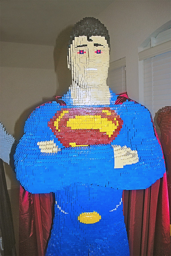lego superman 1