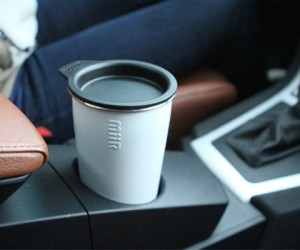The MiiR Tumbler: Drink Coffee & Give People Drinking Water