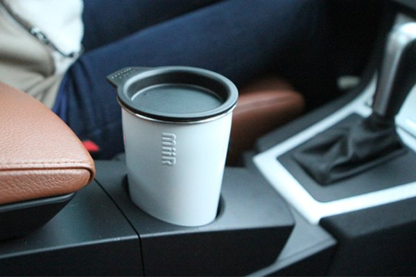 Coffee Tumbler The Miir Tumbler Drink Coffee