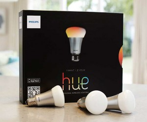 Philips Hue LED Lamps Get API and Software Developer Kit