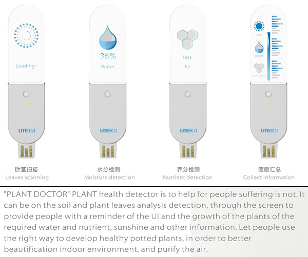 plant doctor concept system photo