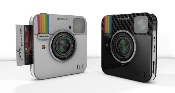 Socialmatic Camera Going from Concept to Reality