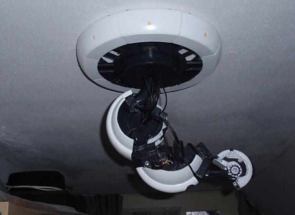 Portal Glados Lamp Portal-glados-arm-lamp-4