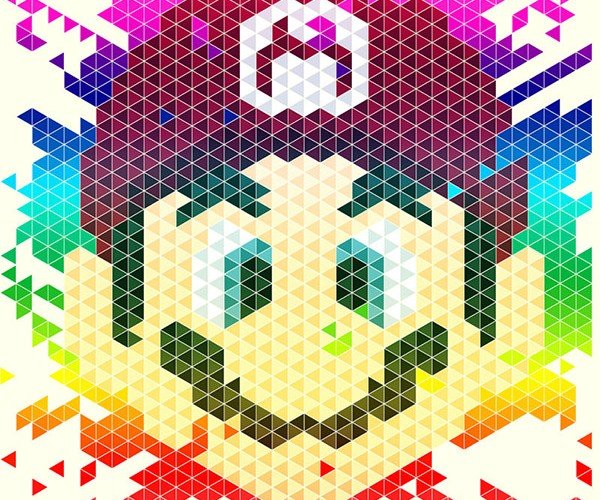 Psychedelic Plumber: Mario on 'Shrooms