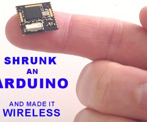 RFduino Coin-Sized Arduino Microcontroller with Bluetooth 4.0: Small Size, Long Reach