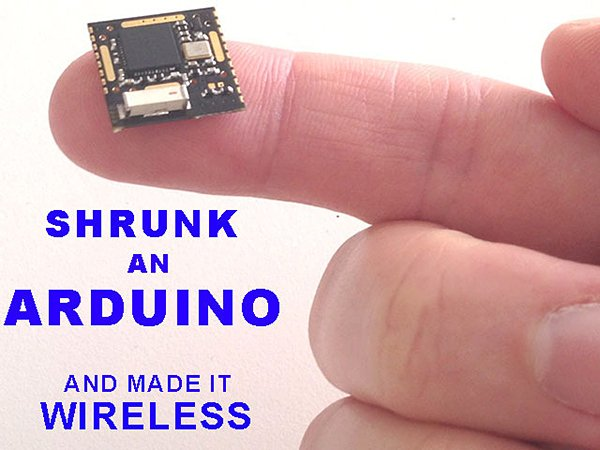 rfduino arduino microcontroller with bluetooth