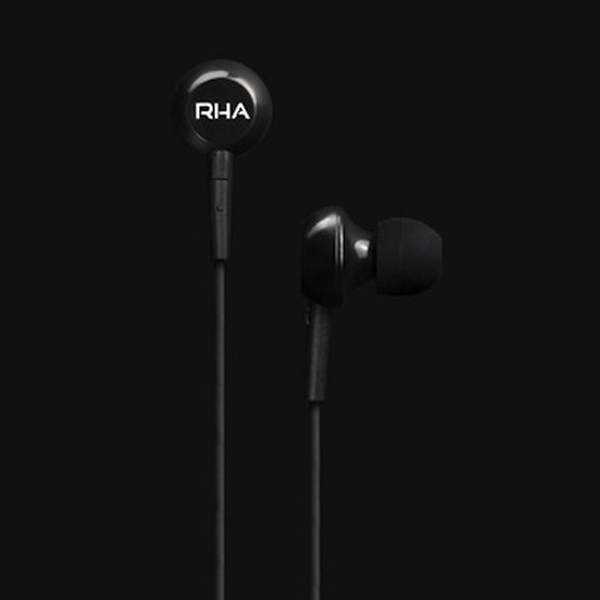rha ma150 earphones earbuds black photo