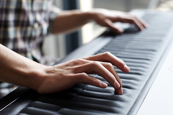 Seaboard Musical Instrument Has Truly Pressure Sensitive Keys: Piano 3.0