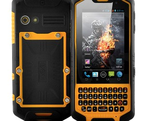 Runbo X3 Rugged Phone Wants to be the Rambo of Smartphones