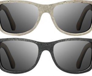Shwood Stone Sunglasses Rock, Literally.