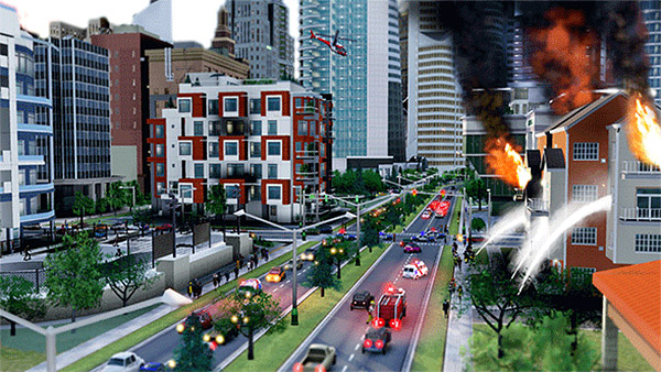SimCity: Download it Now and Start Hurling Meteors at Your Cities Today