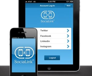 SociaLink Makes Social Network Connections a Snap