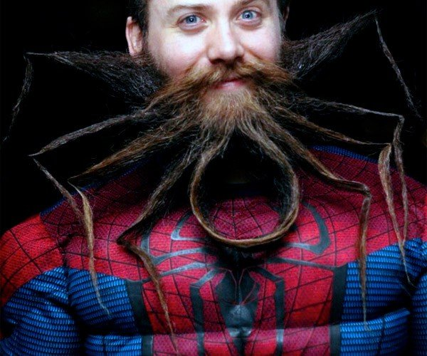Spider-Beard, Spider-Beard, Does Whatever a Spider-Beard Does…