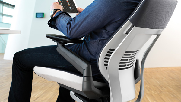 steelcase gesture chair smartphone tablet
