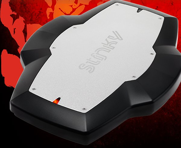 Stinky Footboard PC Controller: Game Game Revolution