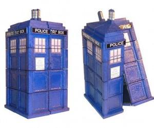 TARDIS Cube: Doctor Rubik
