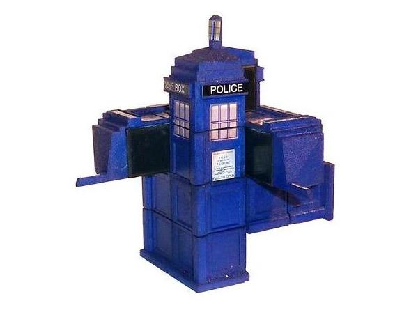 tardis rubiks cube 2