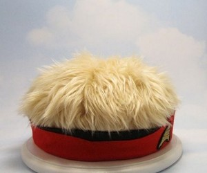 The First and Last Tribble to Ever Join Starfleet