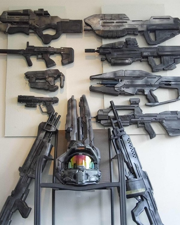 video game weapon arsenal 2a
