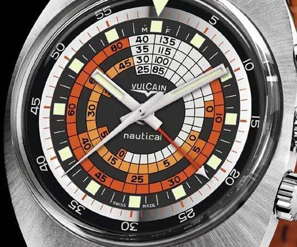 Vulcain Nautical Cricket 1970 Watch: A Classic Gets Remade