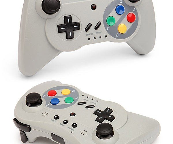 Wii & Wii U Pro Controller: Everything But the Kitchen Sink