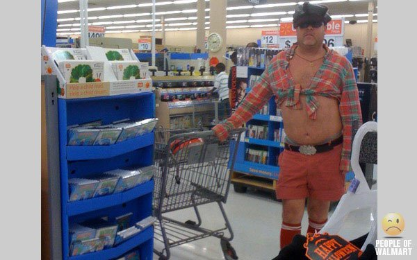 Walmart Considers Crowdsourced Delivery: People of Walmart Postal Service