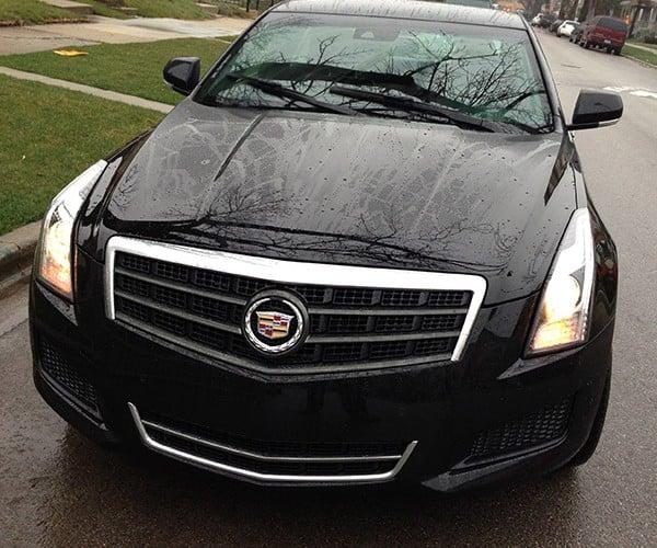 14 Cadillac Ats: GPS + Navigation