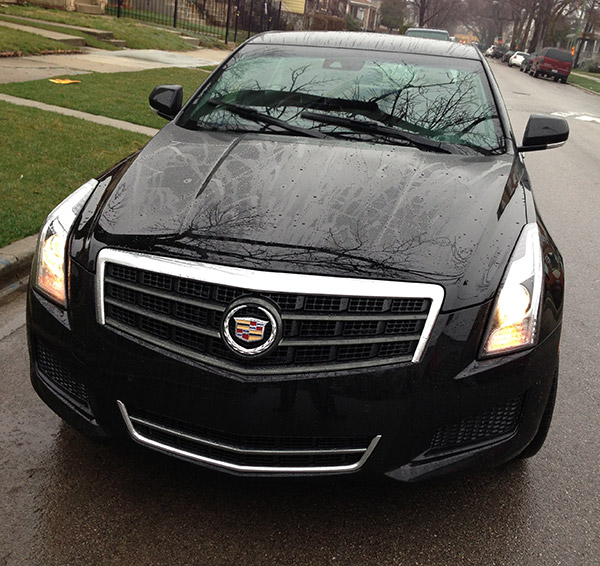 2013 Cadillac ATS Loaded With Tech (Not Your Daddy's Caddy