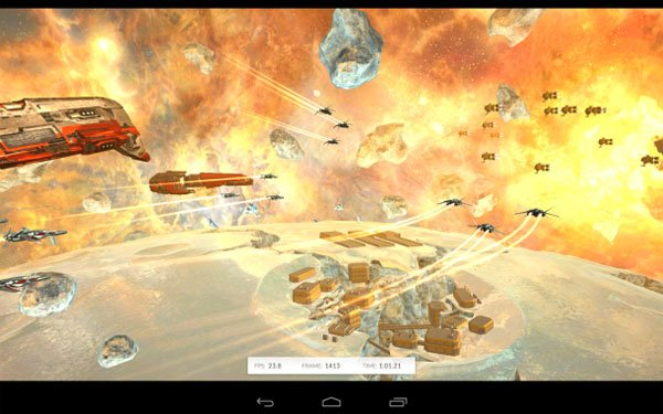 3DMark Android Version Released: Mobile Benchmarking with Sizzle