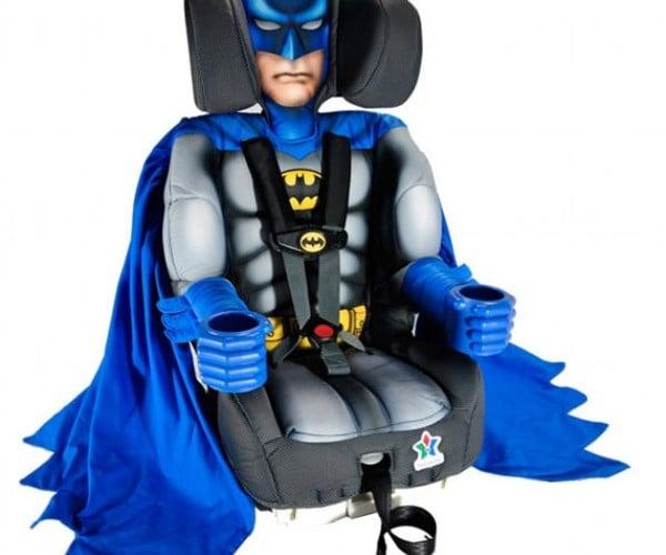 Batman Car Booster Seat: The Car Seat Your Child Deserves