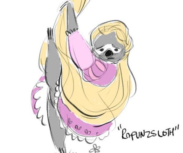 Disney Sloth9