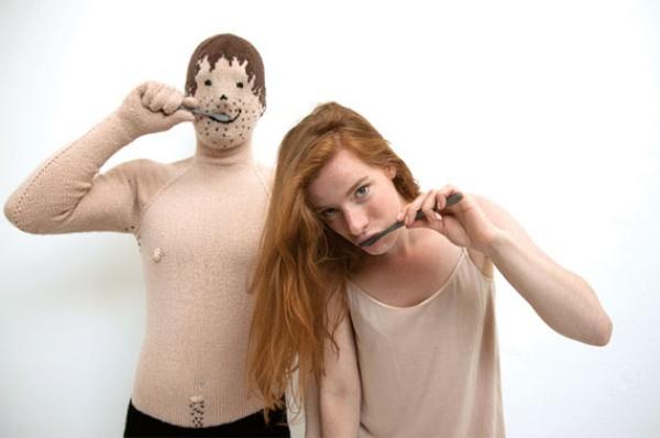 Knitted Boyfriend2