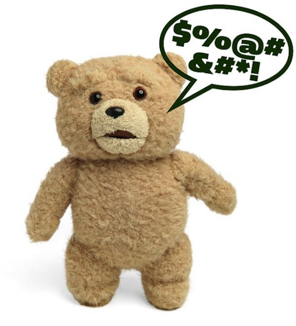 Ted R Rated Talking Plush1