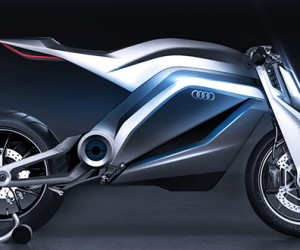 Envisioning Audi's First Motorcycle: Ducati + Audi = Ducaudi