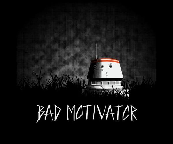 Bad Motivator T-Shirt is the Best Star Wars J.J. Abrams Mashup Yet