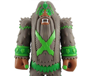 Bigfoot Vinyl Figures: Sasquatch Found!