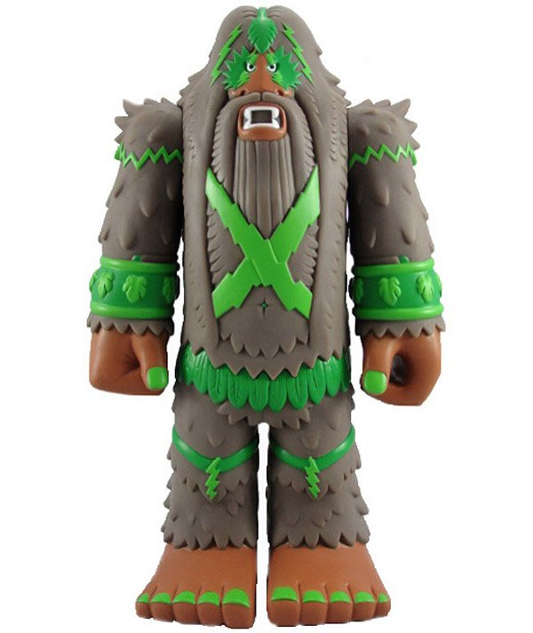 bigfoot vinyl figure 1