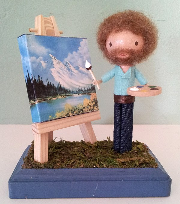 bob_ross_clothespin_doll
