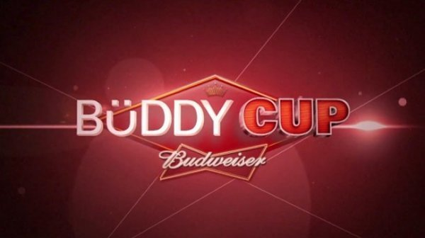 Budweiser Wants You to Drink Socially with the Buddy Cup