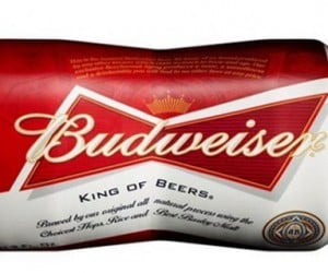 Budweiser Releasing Bowtie Shaped Cans: the 11th Doctor Rejoices