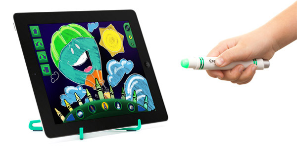 Griffin Launches Crayola Light Marker for iPad: The Un-Stylus