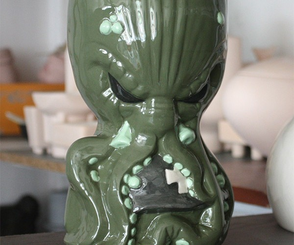 You'll (H.P.) Love this Cthulhu Goblet (Craft)